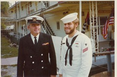 1974 Bob and John