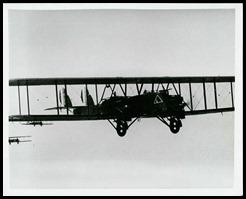 Mitchell's Bomber 1921