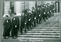 Naval engineers