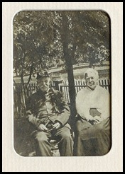 Great Grandpa and Grandma