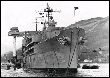 USS_Proteus_USS_Partick_Henry_HolyLoch_1961