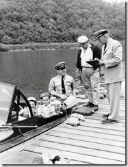 Young Sailors