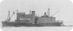 SHINSHU MARU transport debarquement-ww2shots-navy
