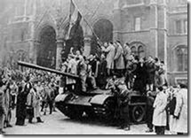 Rebels on Tank