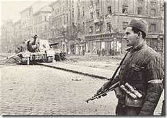 Soviets putting down revolt