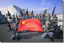 Chinese Navy Fighters