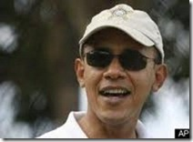 Golfer in Chief needs another vacation