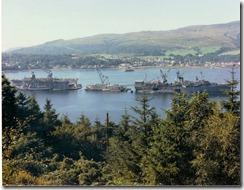 Holy Loch 1989