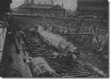 S 51 in drydock