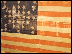 Fort Sumter Original Flag