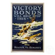 Unrestricted Submarine Warfare Propaganda