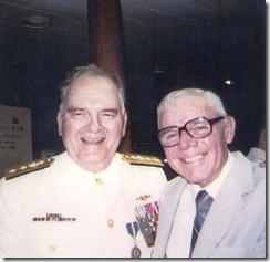 Admiral McKinney and John