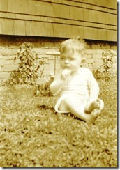 Baby picture John