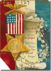 GAR Postcard Front