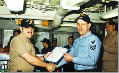 Hunley Reenlistment 1993-2