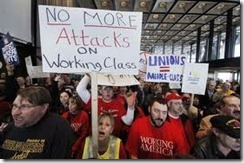 Modern day class warfare