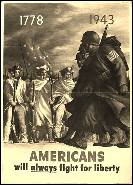 1943 Army Poster