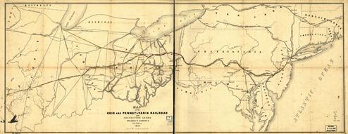 1850_Ohio_&_Pennsylvania project