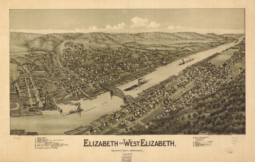 Elizabeth PA 1897