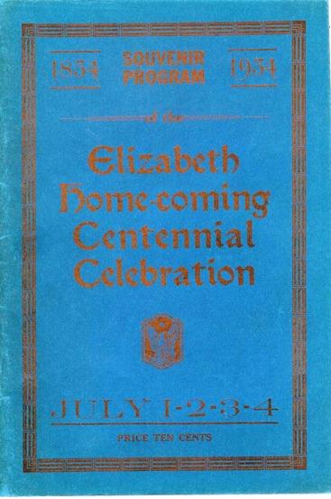 Elizabeth's First 100 Years 003