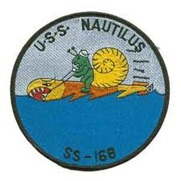 Nautilus Patch