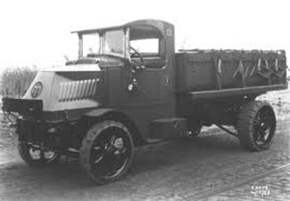 Built Like a Mack Truck (6/6)