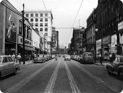 Downtown McKeesport