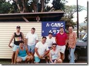 A Gang ssn 697 1990