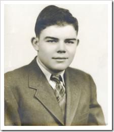 John C. MacPherson JR. High School Picture
