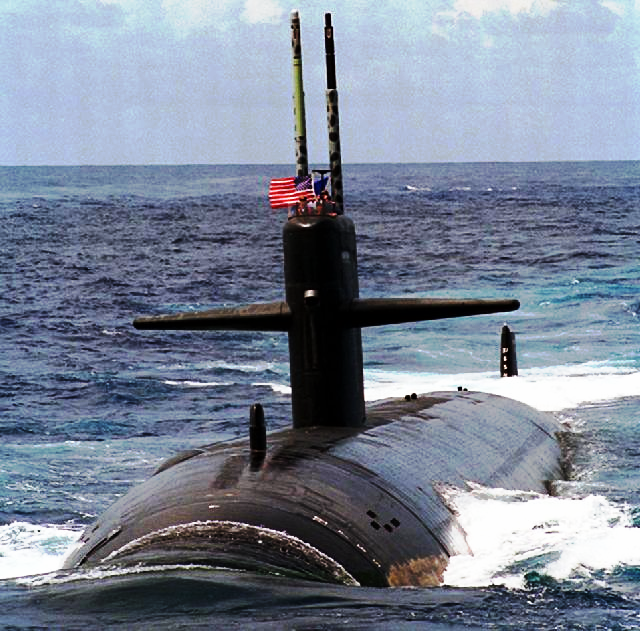 I'd like to be a submariner. How hard could that be? (1/5)