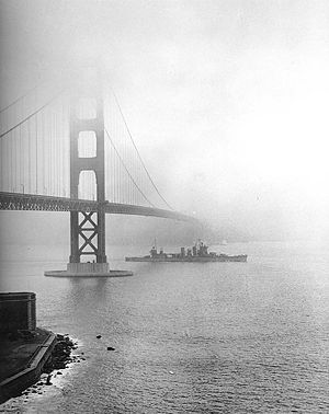 300px-USS_San_Francisco_(CA-38)_enters_San_Francisco_Bay,_December_1942
