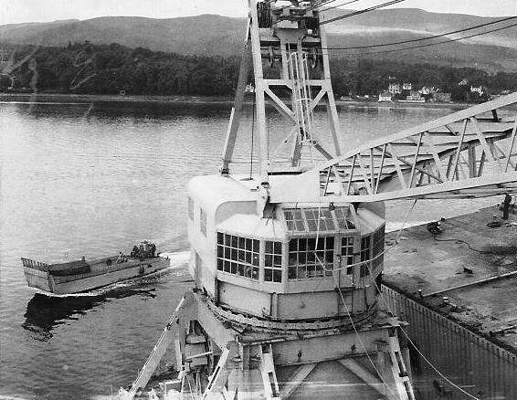 AFDB-7 Los Alamos Holy Loch Scotland