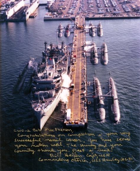 Hunley 1994