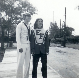 Bob and Renee 1972