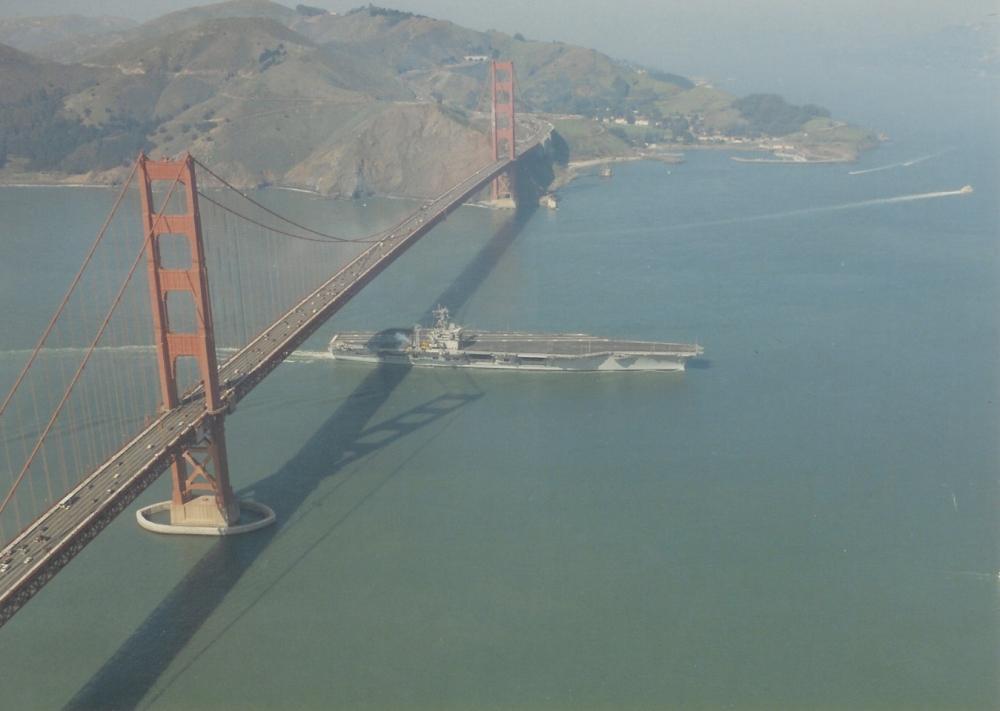 Nimitz Golden Gate