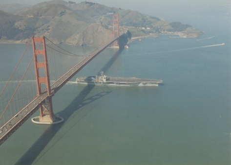 Nimitz Golden Gate