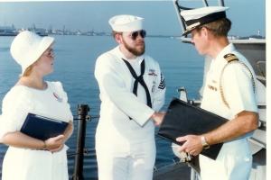 1983 Debbie, Bob, Mark
